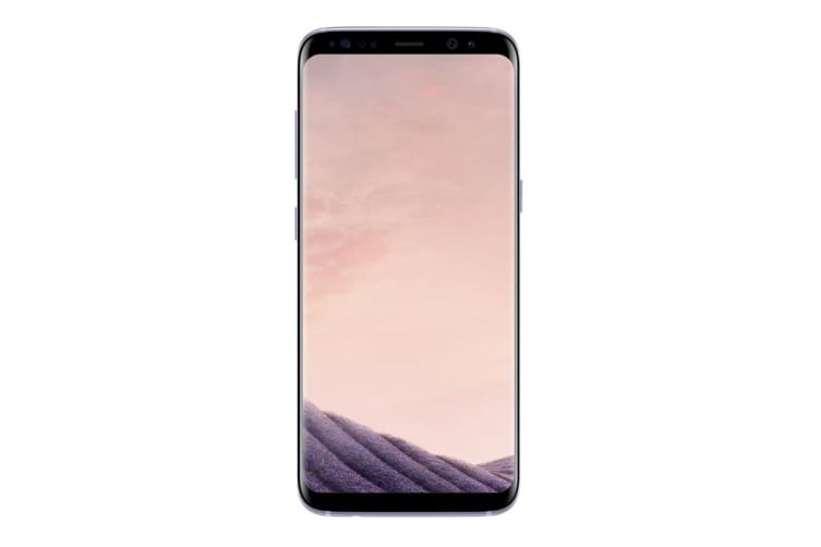Samsung Galaxy S8 (64GB, Orchid Grey) - Australian Model