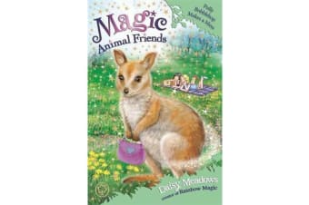 Magic Animal Friends: Polly Bobblehop Makes a Mess - Book 31