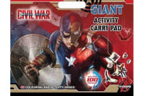 Marvel - Captain America: Civil War Giant Activity Carry Pad