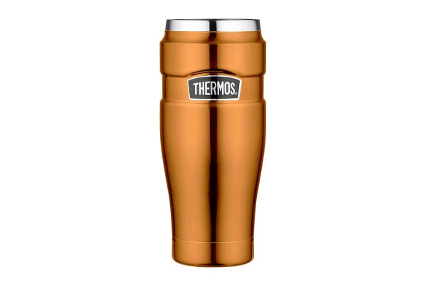 Thermos Stainless King 470ml Stainless Steel Vacuum Insulated Tumbler (Copper)