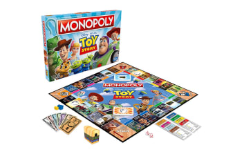 Monopoly Toy Story 4