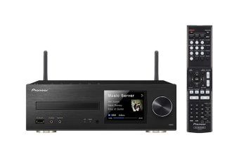 Pioneer 50W Network Amplifier with Wifi, CD Player, Bluetooth & Airplay (XC-HM82)