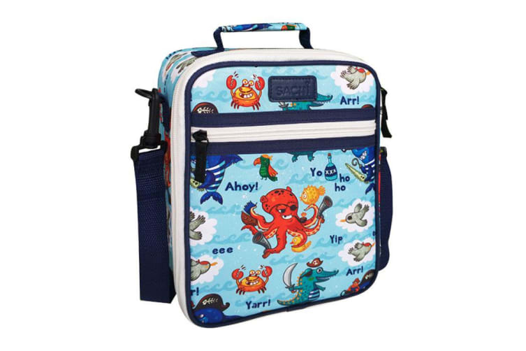 Sachi Style 225 Insulated Junior Lunch Tote Pirate Bay