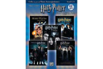 Harry Potter Instrumental Solos for Strings (Movies 1-5) - Cello, Book & CD