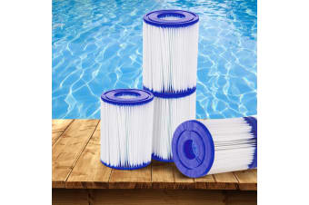 Bestway 6X Filter Cartridge For Swimming Pool 800GPH Filter Pump