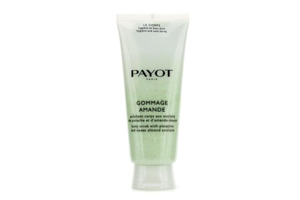 Payot Le Corps Gommage Amande - Body Scrub With Pistachio & Sweet Almond Extracts (200ml/6.7oz)