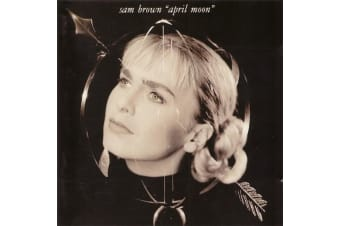 Sam Brown ‎– April Moon BRAND NEW SEALED MUSIC ALBUM CD - AU STOCK