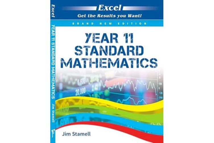 Excel Year 11 Study Guide - Standard Mathematics