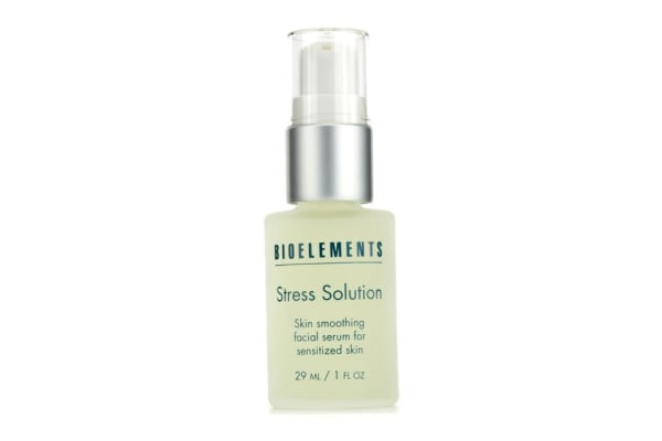 Bioelements Stress Solution - Skin Smoothing Facial Serum (For All Skin Types) (29ml/1oz)
