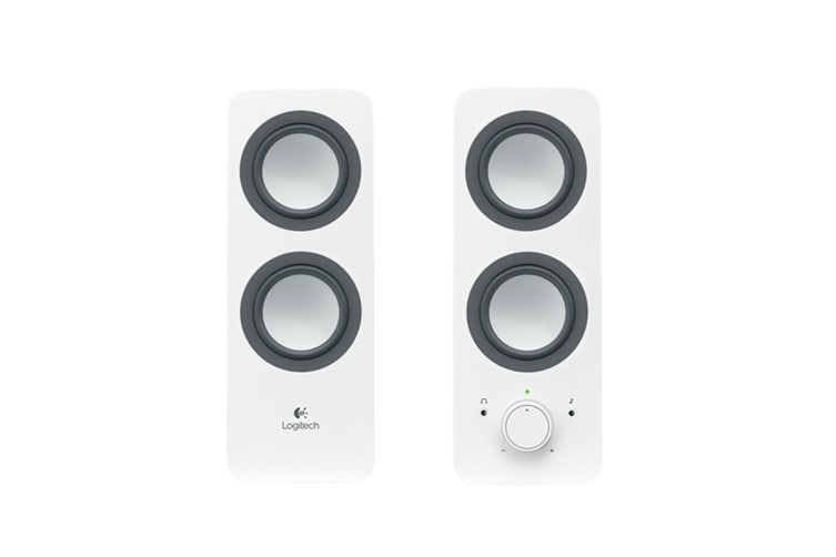 d6b5fb4bbab Dick Smith NZ | Logitech Z200 Multimedia Speakers - White (980 ...
