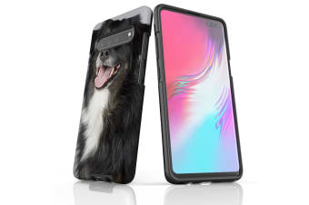 For Samsung Galaxy S10 5G Case  Protective Back Cover  Long Coat Shepherd