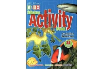 Seashores (Australian Sticker Activity Book)
