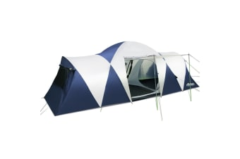 12 Person Camping Tent (Navy)