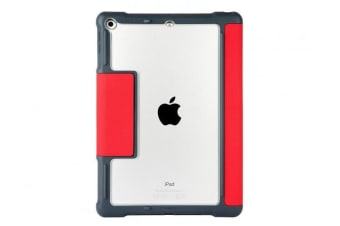 STM Dux Folio Red,Transparent