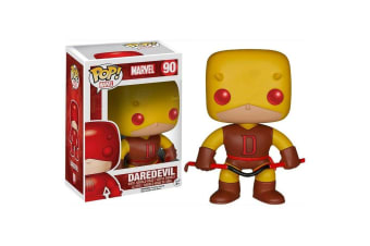 Daredevil Yellow Pop! Vinyl