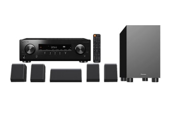 Pioneer 5.1 AV Receiver and Speaker Package