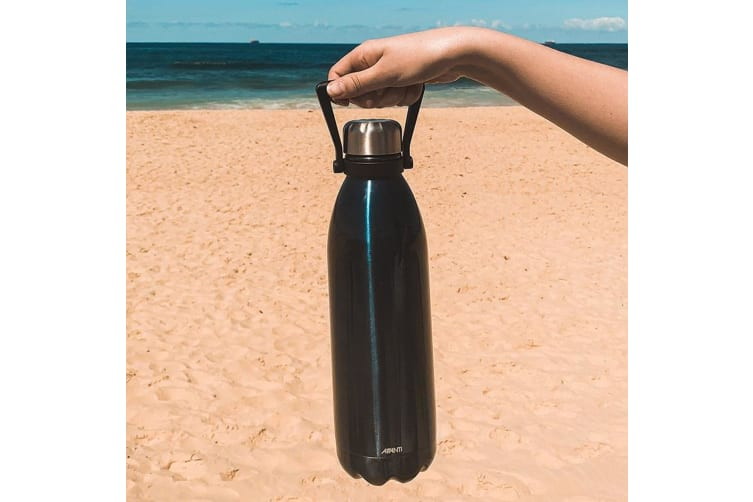 Avanti Insulated Drink Bottle 1.5L Steel Blue