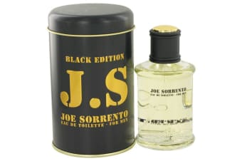Jeanne Arthes Joe Sorrento Black Eau De Toilette Spray 100ml
