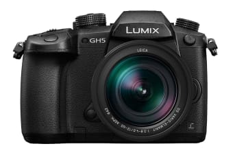 Panasonic Lumix GH5 with 12-60mm f/2.8-4 Lens