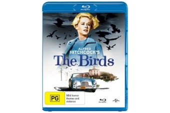 The Birds Blu-ray Region B