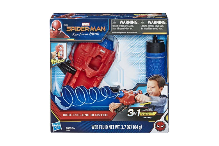 Spider-Man Far From Home: Web-Cyclone Blaster