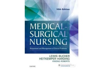Medical-Surgical Nursing - Assessment and Management of Clinical Problems, Single Volume