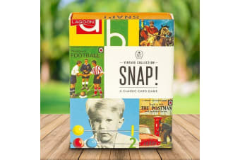 Ladybird Books Snap! Card Game | playing cards vintage