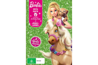 Barbie and Her Sisters in a Pony Tale / Barbie and Her Sisters DVD Region 4