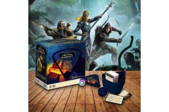 Lord of the Rings Trivial Pursuit | 600 Challenging LOTR Questions!