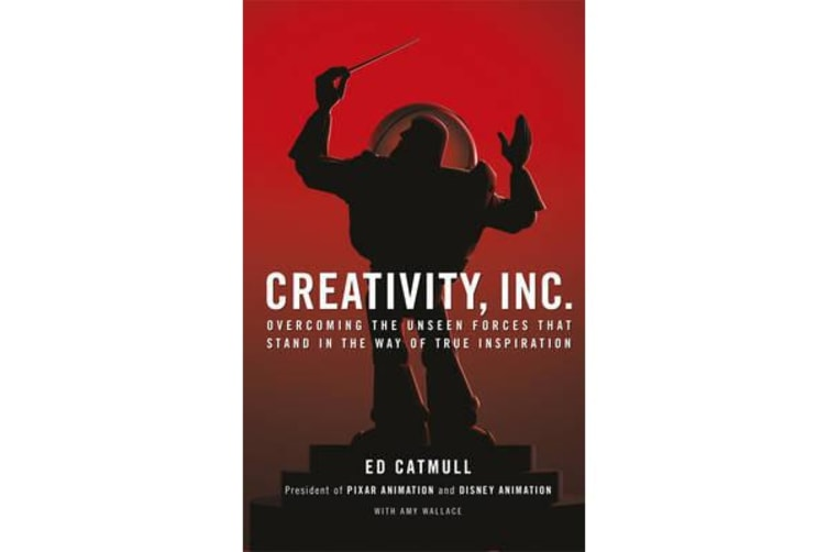 Creativity, Inc. - Overcoming the Unseen Forces That Stand in the Way of True Inspiration