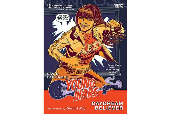 Young Liars - Young Liars TP Vol 01 Daydream Believer Daydream Believer Volume 1