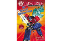 Transformers Robots in Disguise - The Trials of Optimus Prime