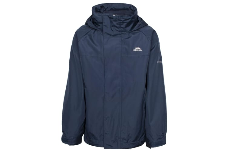 Trespass Childrens/Kids Skydive 3-In-1 Jacket (Navy Blue) (9/10 Years)