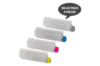 C5850 Series Generic Toner Set