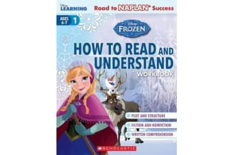 Frozen - How to Read and Understand (Disney: Learning Workbook, Level 1)