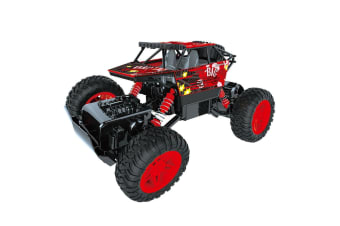 Rusco Racing 1:12 Remote Control 2.4GHZ UTE King Climber in Red