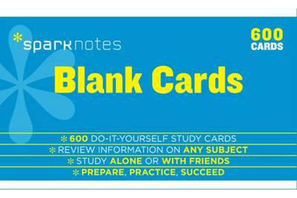 spark sparknotes