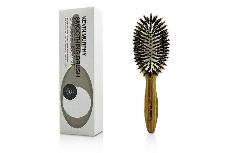 Kevin Murphy Smoothing.Brush - ARC 70mm (Boar & Ionic Bristles, Sustainable Bamboo Handle) 1pc