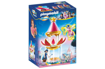 Playmobil Musical Flower Tower With Twinkle