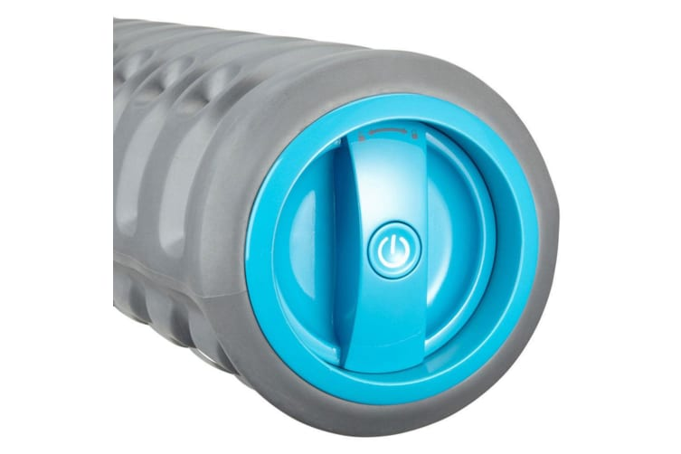 Homedics SR-FROL Gladiator Vibration Foam Roller/ Sports Recovery Massager Roll
