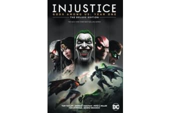 Injustice: Gods Among Us: Year One: Book One - The Deluxe Edition