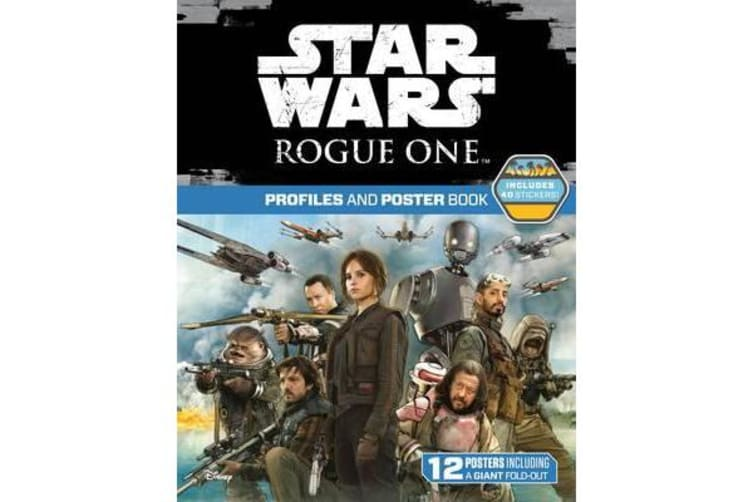 Star Wars Rogue One - Profiles and Poster Book