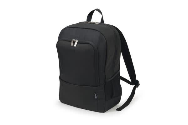 """Dicota Backpack BASE for 15""""-17.3"""" Notebook /Laptop (Black) Suitable for HP Zbook & Business"""