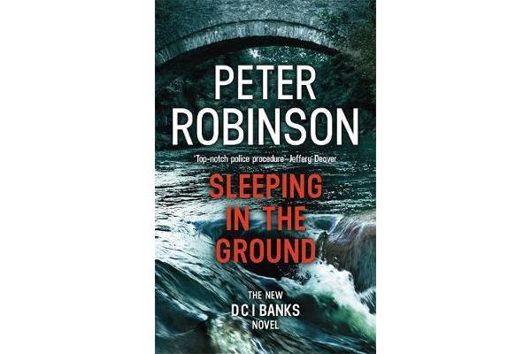 Sleeping in the Ground - DCI Banks 24