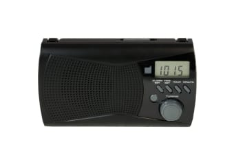 Dick Smith AM/FM Portable Radio with Digital Alarm Clock