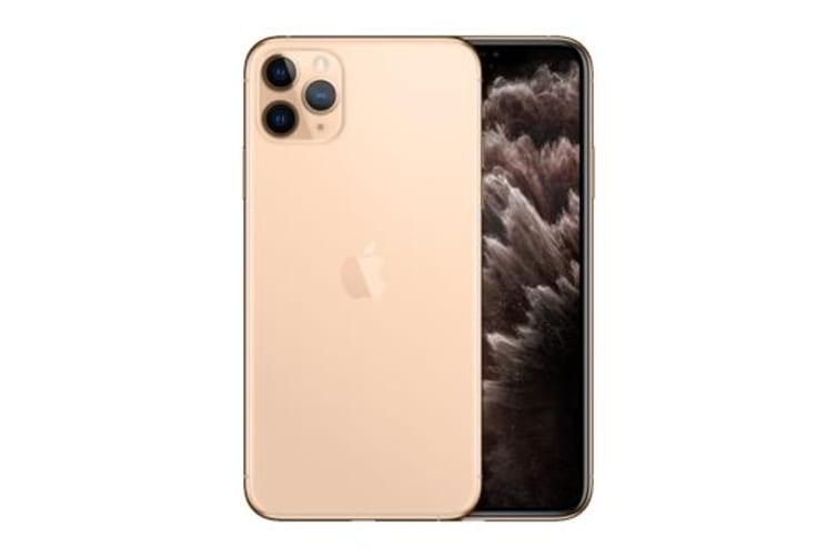 Brand New Apple iPhone 11 Pro Max 256GB 4G LTE Gold (12MTH AU WTY)