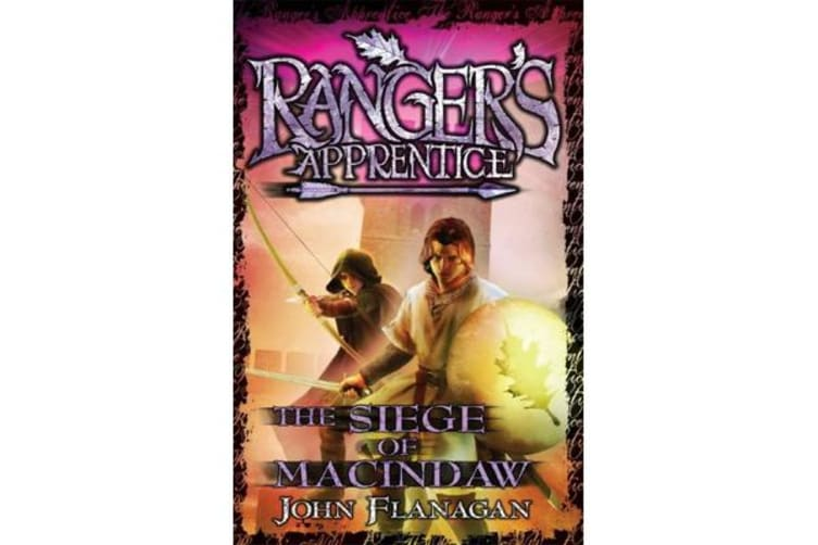 Ranger's Apprentice 6 - The Siege Of Macindaw