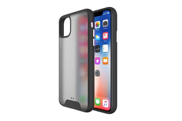 For iPhone 11 Case  Shockproof Clear Strong Protective Phone Cover Transparent