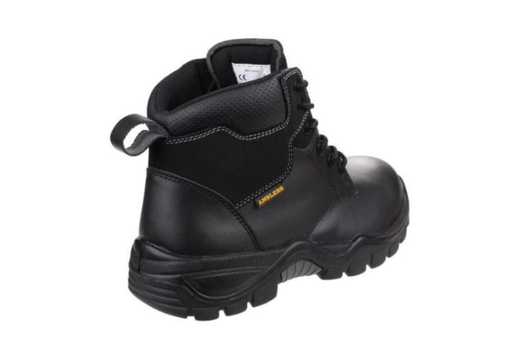 Amblers Safety AS302C Preseli Non-Metal Lace Up Safety Boot (Black) (10.5 UK)