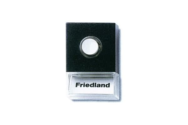 Friedland Illuminated Door Bell Press